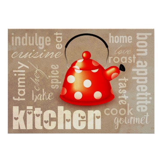 Kitchen favourite quotes wall decor