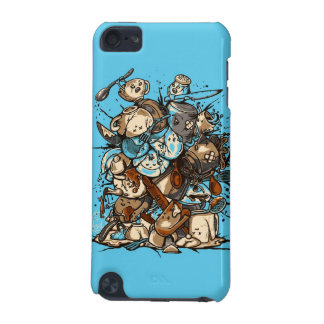 Kitchen Fight iPod Touch 5G Covers