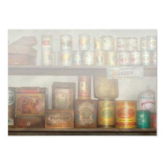 Kitchen - Food - Side dishes 13 Cm X 18 Cm Invitation Card