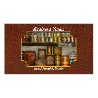 Kitchen - Food - Side dishes Pack Of Standard Business Cards