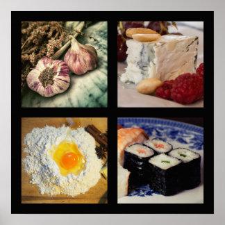Kitchen / Foodie poster 2