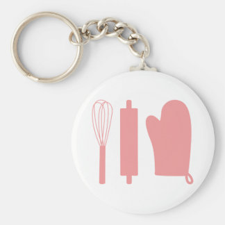Kitchen Gadgets Key Ring