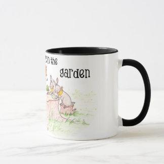 Kitchen Gardener - Fun Font Mug