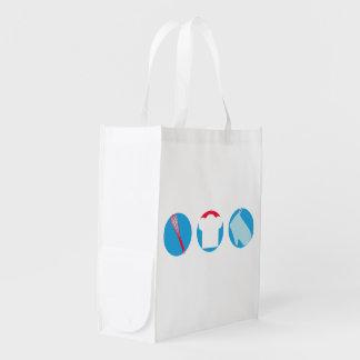 Kitchen Goodies Reusable Grocery Bag