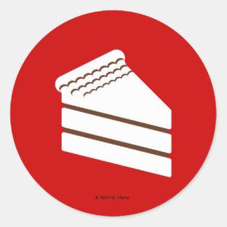 Kitchen Martzkin Layer Cake Sticker Sheet