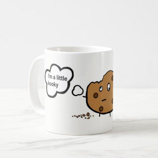 Kitchen mug - cookie design