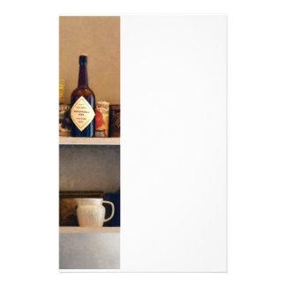 Kitchen Pantry Stationery Design