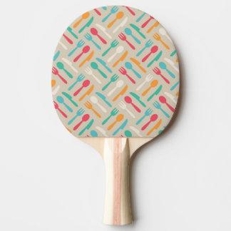 Kitchen pattern 3 ping pong paddle
