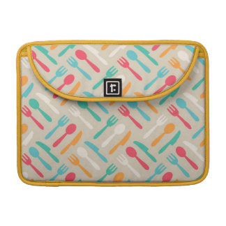 Kitchen pattern 3 sleeve for MacBooks