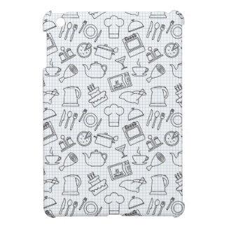 Kitchen Pattern 4 iPad Mini Covers