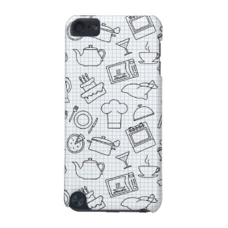 Kitchen Pattern 4 iPod Touch 5G Covers