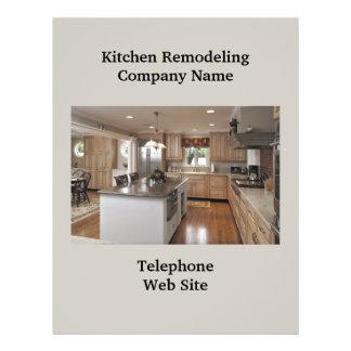 Kitchen Cabinets Flyer Templates Kitchen Cabinets
