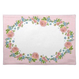 Kitchen Rose place mat
