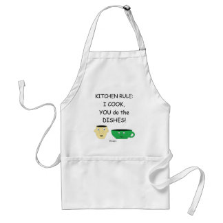 Kitchen Rule apron