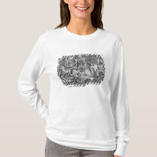 Kitchen scene in the early seventeenth century T-Shirt