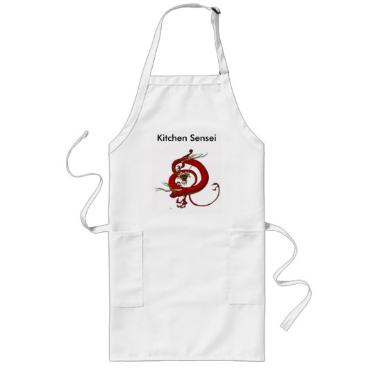 Kitchen Sensei Apron