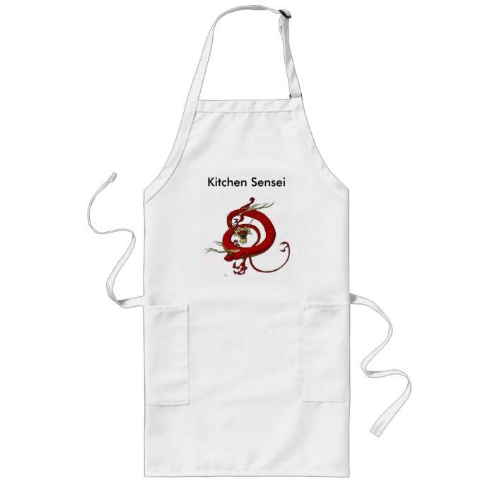 Kitchen Sensei Apron