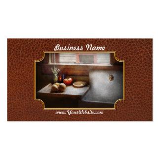 Kitchen - Sink - Farm Kitchen Pack Of Standard Business Cards