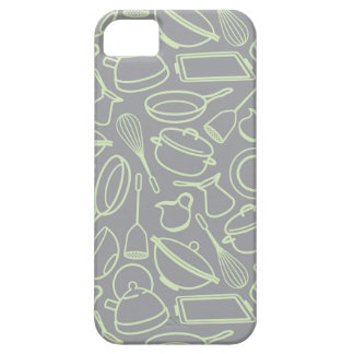 Kitchen Sketch iPhone 5 Cover