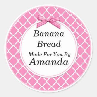 Kitchen Sticker, Made For You By Round Sticker
