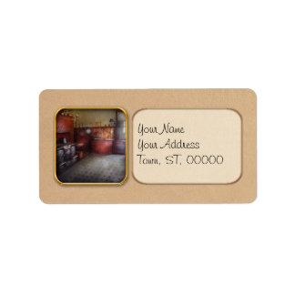 Kitchen - Storybook cottage kitchen Address Label