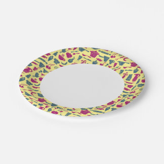 Kitchen supplies 7 inch paper plate