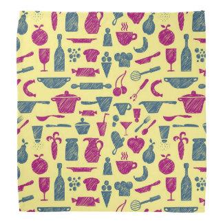 Kitchen supplies bandana