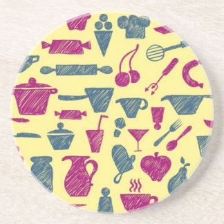 Kitchen supplies coaster