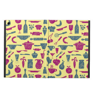 Kitchen supplies cover for iPad air