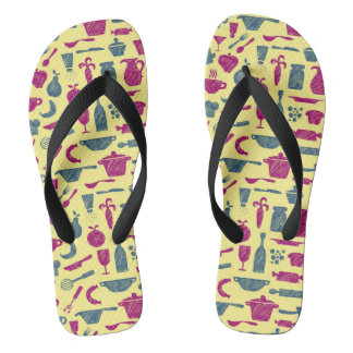 Kitchen supplies flip flops