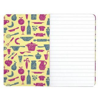 Kitchen supplies journals