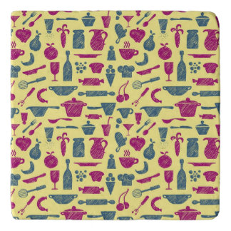 Kitchen supplies trivet