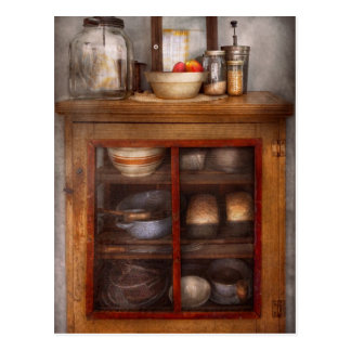 Kitchen - The cooling cabinet Postcard