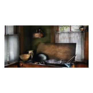 Kitchen - The Kitchen Sink Picture Card