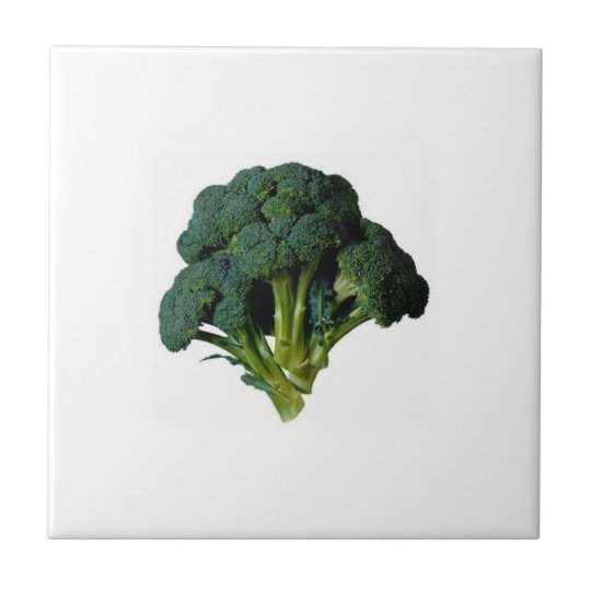 KITCHEN TILE BROCCOLI WITH MATCHING ITEMS SEE ARA