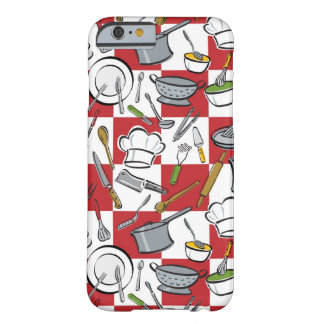 Kitchen Tools Check Barely There iPhone 6 Case