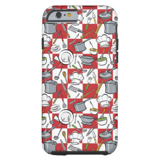 Kitchen Tools Check Tough iPhone 6 Case