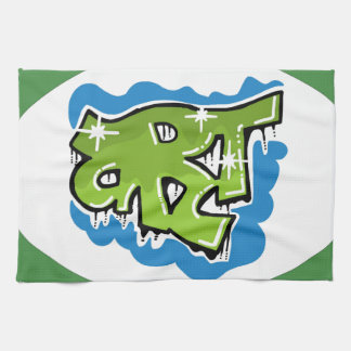 "Kitchen towel mod. ""Art"""