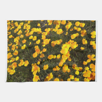 Kitchen Towel - Poppies