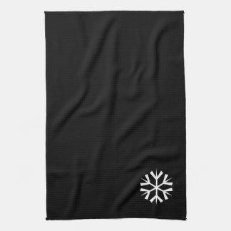 Kitchen Towel Snowflake