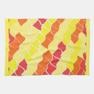 Kitchen Towel - Sun Glint Design