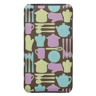 Kitchen Utensils Pattern 2 Barely There iPod Covers
