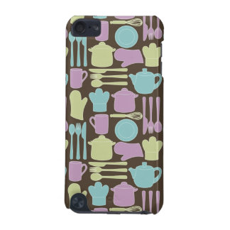 Kitchen Utensils Pattern 2 iPod Touch 5G Cover