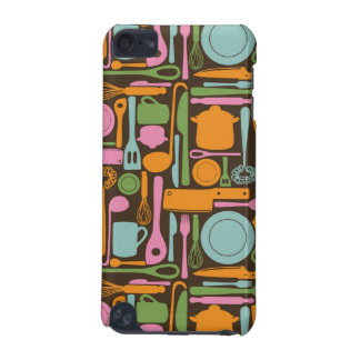 Kitchen Utensils Pattern 3 iPod Touch 5G Cover