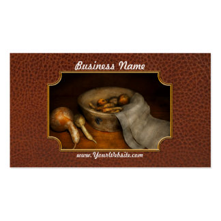 Kitchen - Vegetable - A still life with gourds Double-Sided Standard Business Cards (Pack Of 100)