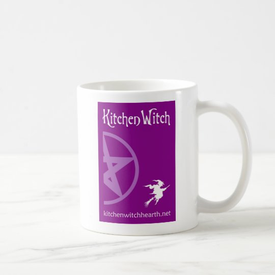 Kitchen Witch mug