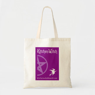 Kitchen Witch tote bag