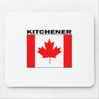 Kitchener Ontario Mouse Pad