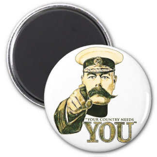 Kitchener Your Country Needs You Magnet