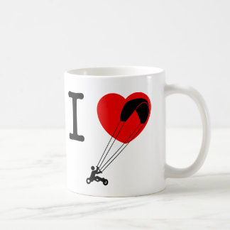 Kite Buggying Coffee Mug